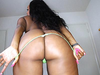 Gigantic Backside Hotty
