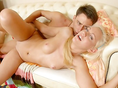Real pounding movie with the stiff ass fucking hump